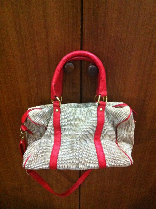 thrifting - bag